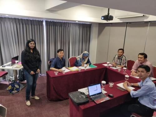 IRCA ISO 9001 Lead Auditor Training @ Indonesia