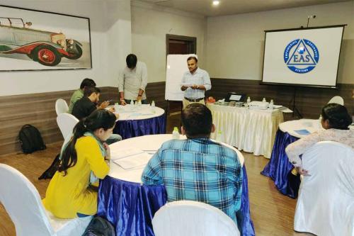 IRCA ISO 27001 Lead Auditor Training @ India